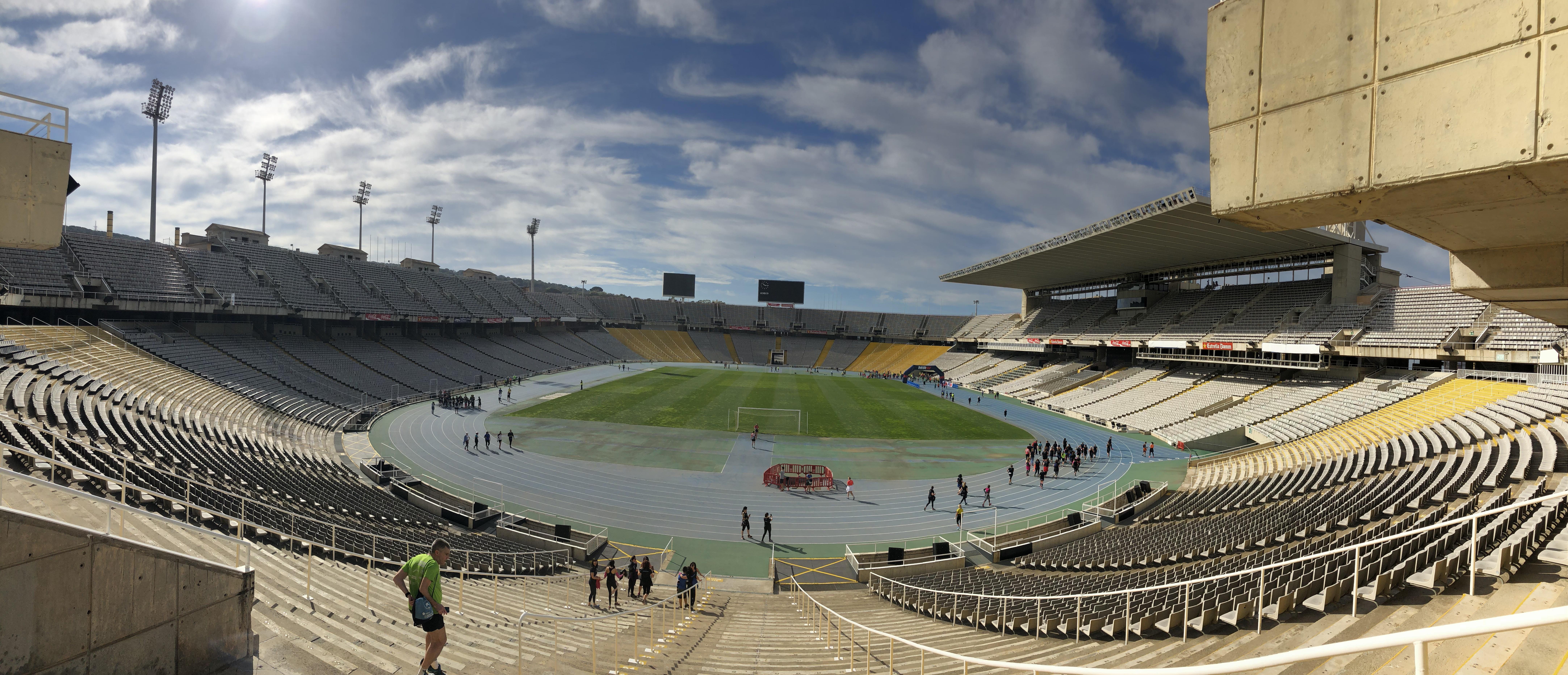 Stade Olympique de Barcelone Lluís Companys
