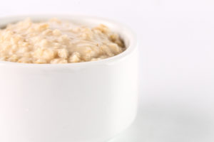 flocon d'avoine, porridge, tca