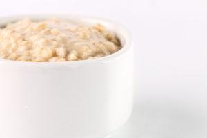 flocon d'avoine, porridge, tca